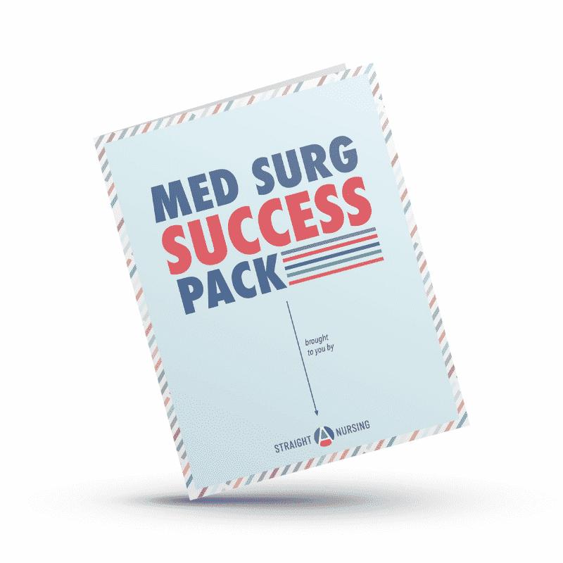 Med Surg Success Pack